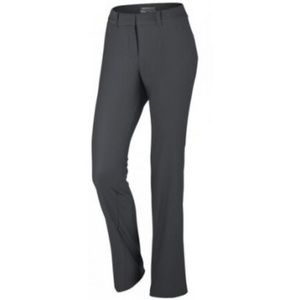 Nike Women's Grey Golf Tournament Pants